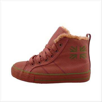 男女童棉鞋 大童时尚保暖运动鞋