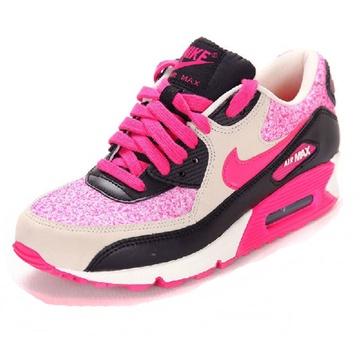 耐克垫鞋女鞋正品 耐克新款气垫女鞋 耐克气垫女鞋彩虹 耐克max90气