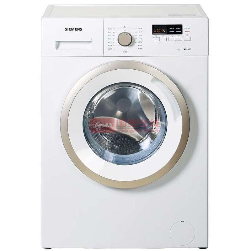 西门子(siemens)xqg70-wm10e1601w洗衣机