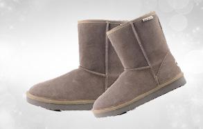 RAX 舒适保暖雪地靴